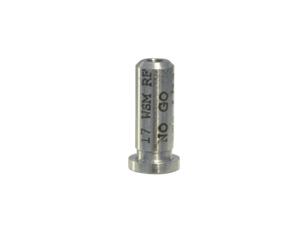 PTG Headspace No-Go Gage 17 Winchester Super Magnum (WSM)