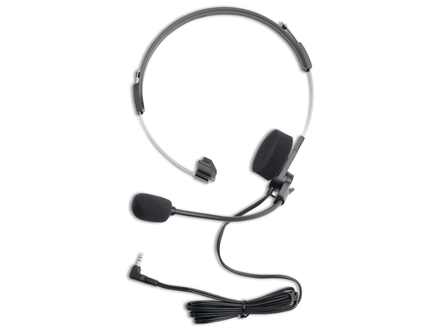 Garmin Headset with Boom Microphone fits Rino GPS Unit