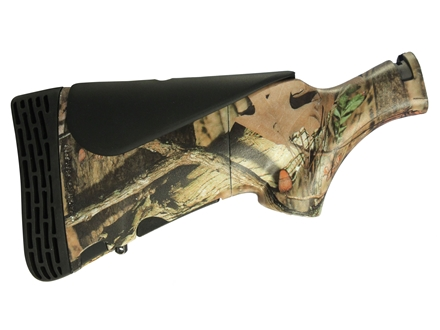 Mossberg Flex Stock Model 500 590 Hunting 4 Position Adjustable Dual Comb Synthetic Mossy Oak Break Up Infinity