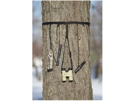 Hunter's Specialties Tree Accessory Belt Nylon Black
