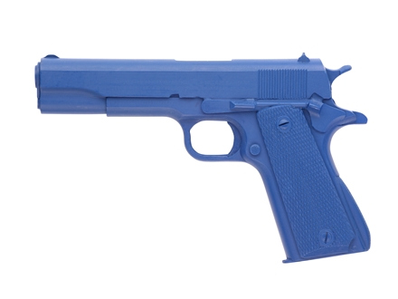 BlueGuns Firearm Simulator 1911 Government Polyurethane Blue