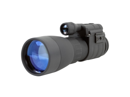 Sightmark Ghost Hunter 1st Generation Night Vision Monocular 5x 60mm Black