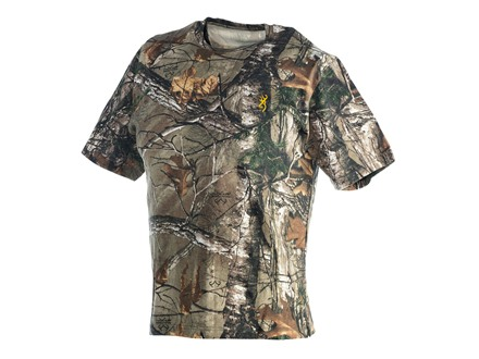 Browning Men's Wasatch Short Sleeve T-Shirt