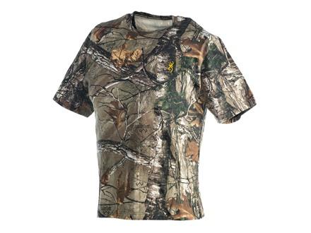 Browning Men's Wasatch Short Sleeve T-Shirt
