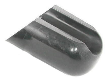 Miles Gilbert Forend Tip Sporter 45-Degree Polymer Black