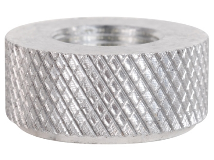 "E.R. Shaw Barrel Thread Protector Cap 1/2""-28 .920"" Diameter Barrel Aluminum Silver"
