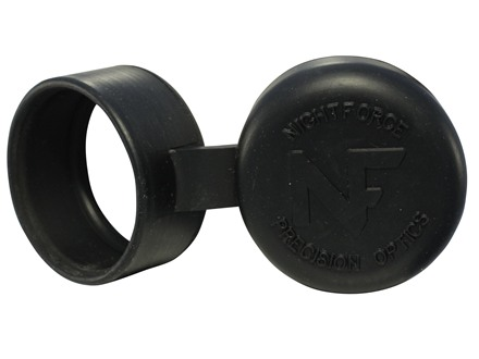 Nightforce Rubber Lens Caps NXS Rifle Scope Black