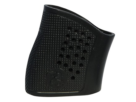 Pachmayr Tactical Grip Glove Slip-On Grip Sleeve Ruger LC9 Rubber Black