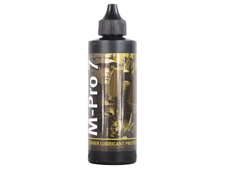 M-Pro 7 Military Grade Field CLP (Bore Cleaning Solvent, Lubricant, Rust Preventative) 4 oz Liquid