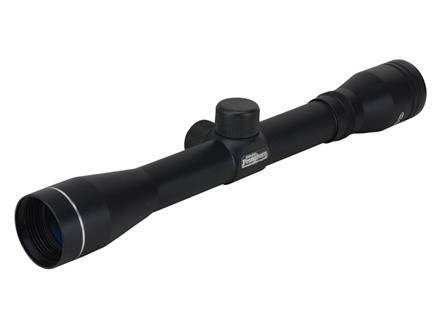 Tasco Pronghorn Rifle Scope 4x 32mm 30-30 Reticle Matte