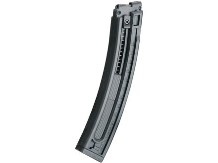 GSG Magazine GSG-5, GSG-522 22 Long Rifle 22-Round Polymer Black