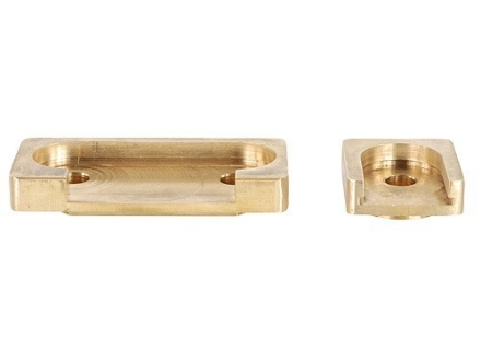 "Precision Reloading Deluxe Brass Spacer Bushing for MEC 600 Jr., Sizemaster, Steelmaster Shotshell Press 12 Gauge 3"" to 2 3/4"" Set of 2"