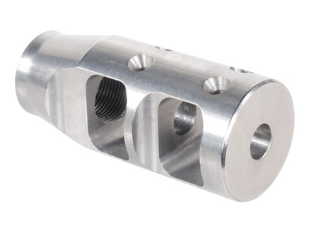 "JP Enterprises Bennie Cooley TactiCal Muzzle Brake 308 caliber 5/8""-24 Thread .925"" Outside Diameter Stainless Steel"