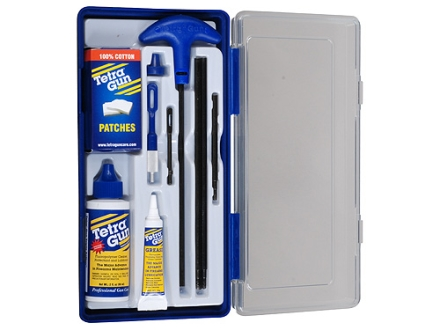 Tetra Gun ValuPro III Universal Gun Cleaning Kit in Hard Plastic Container