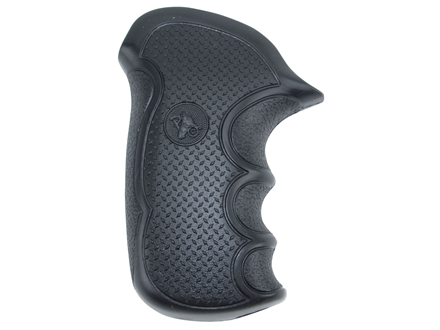 Pachmayr Diamond Pro Grip Taurus Public Defender Compact Rubber Black
