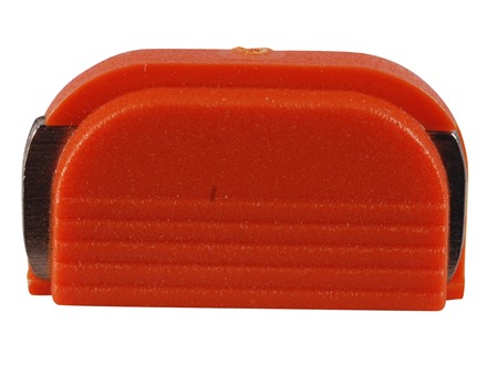 Glock Slide Cover Plate for Inspection Only Glock All Models Polymer Orange