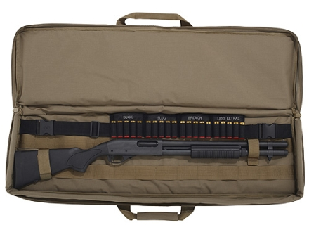 Boyt Tactical TACAMS Rectangular Shotgun Gun Case with Ammunition Management System
