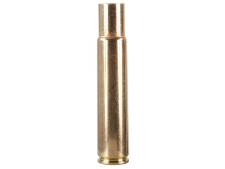 Norma USA Reloading Brass 505 Gibbs Magnum Box of 25