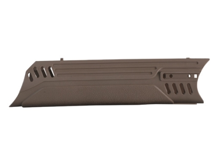 Advanced Technology Tactical Forend Remington 870, Mossberg 500, 590, 835, Winchester 1200, 1300 12 Gauge Polymer Desert Tan