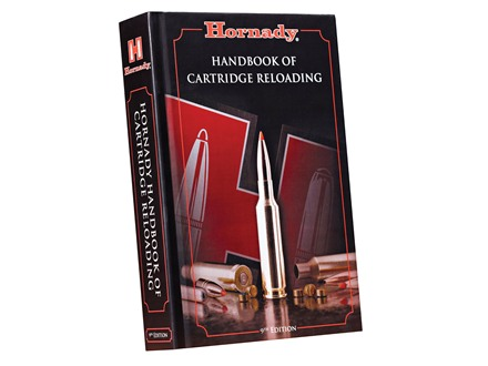 "Hornady ""Handbook of Cartridge Reloading: 9th Edition"" Reloading Manual"
