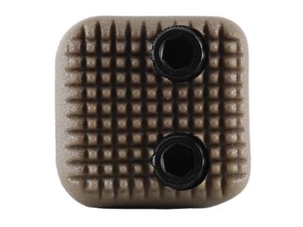 Arredondo Oversized Magazine Release Button AR-15 Polymer Desert Sand