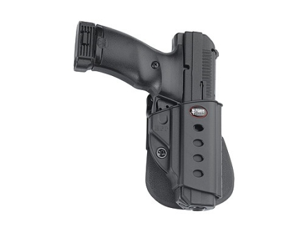 Fobus Evolution Paddle Holster Right Hand Hi-Point 45, Ruger P93, P94, P95, P97 Polymer Black