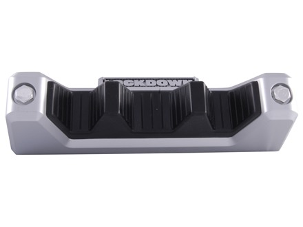 LOCKDOWN 3 Gun Magnetic Barrel Rack Polymer Gray and Black