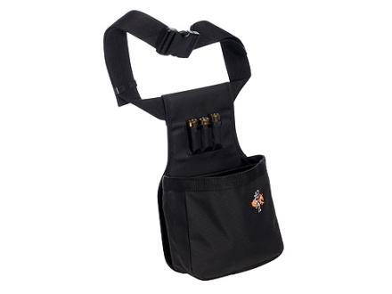 Browning Claymaster Shotgun Shell Pouch with 3 Choke Tube Loops Nylon Black