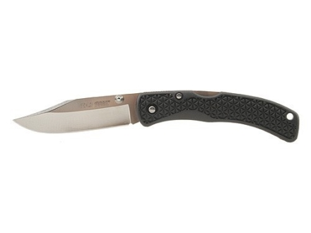 "Cold Steel Voyager Folding Knife 3"" VG-1 Stainless Steel Clip Point Blade Zytel Handle Black"