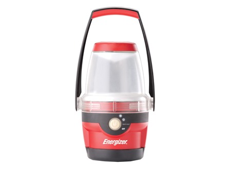 Energizer Weatheready Lantern LED Dual Battery Power requires 3 D or 3 AA Batteries Polymer