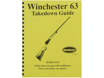 "Radocy Takedown Guide ""Winchester 63"""
