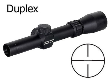 Leupold Mark AR Rifle Scope 1.5-4x 20mm Duplex Matte