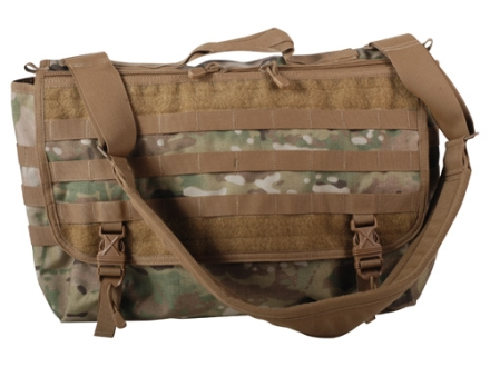 Spec-Ops T.H.E. Messenger Bag XL Nylon Multicam