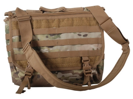 Spec-Ops T.H.E. Messenger Bag Nylon Multicam