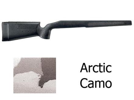 McMillan A-3 Rifle Stock Remington 700 ADL Short Action Varmint Barrel Channel Fiberglass Semi-Inletted