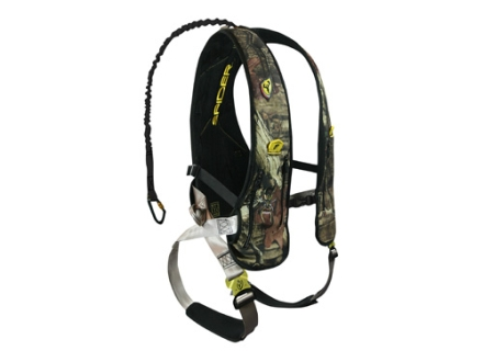 ScentBlocker Tree Spider Speed Treestand Safety Harness Vest Polyester