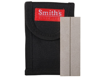 "Smith's 3"" Diamond Stone Knife Sharpener"