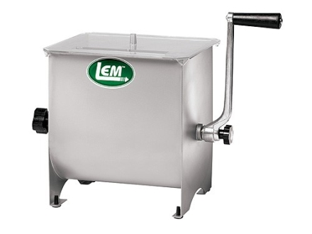 LEM 20 lb Meat Mixer Stainless Steel