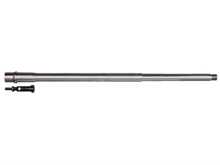 "AR-Stoner Barrel and Bolt AR-15 6.5 Grendel Medium Contour 1 in 8"" Twist 18"" Stainless Steel"