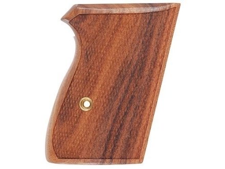 Hogue Fancy Hardwood Grips Walther PPK Checkered Pau Ferro