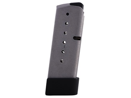 Kahr Magazine Kahr Covert, CM9, MK9, PM9 9mm Luger 7-Round Stainless Steel with Grip Extension