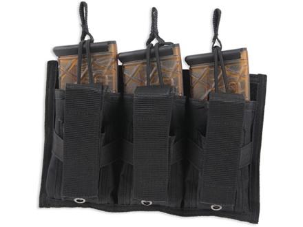 Colt 3 Magazine Pouch AR-15 MOLLE Nylon Black