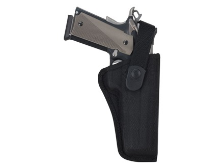 "Bianchi 7000 AccuMold Sporting Holster Right Hand Browning Buck Mark 5.5"", Ruger Mark I, Mark II Target 5-.5"" Nylon Black"