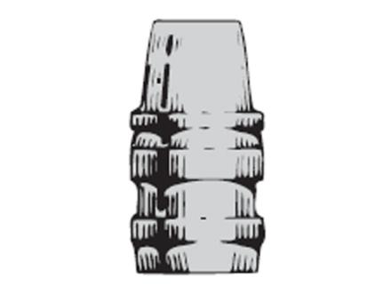 Saeco 3-Cavity Bullet Mold #393 38 Special, 357 Magnum (358 Diameter) 162 Grain Semi-Wadcutter Gas Check