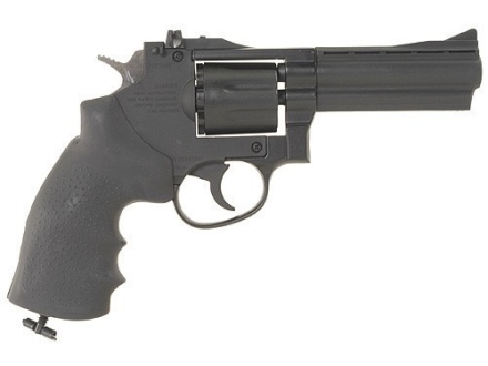 "Gamo R-77 Combat Revolver CO2 Air Pistol 177 Caliber 4"" Blue Barrel"