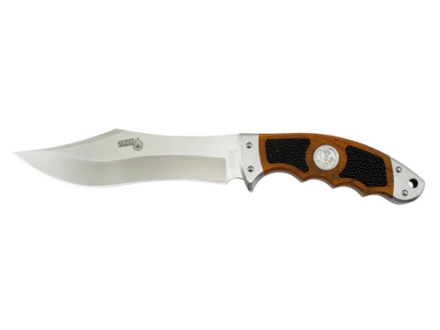 "SOG Gunny Fixed Blade Knife 7"" Clip Point VG-10 Stainless Steel Blade Cocobolo/Stingray Skin Handle"
