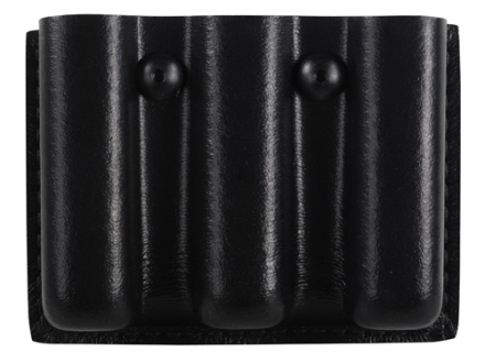 Safariland 775 Slimline Open-Top Triple Magazine Pouch Springfield XD 9mm Laminate Black