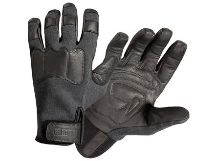 5.11 Tac-AK2 Gloves Goatskin and Kevlar Black