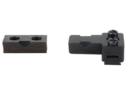 "Leatherwood Hi-Lux William Malcolm Scope Mount for 17"" and 18"" Malcolm Winchester 1885 Matte"