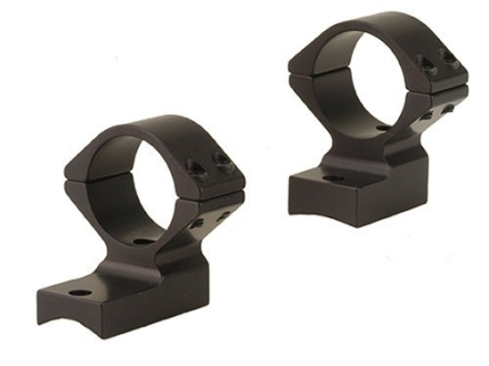 "Talley Lightweight 2-Piece Scope Mounts with Integral 1"" Extended Front Winchester 70 Post-64 Matte Medium"